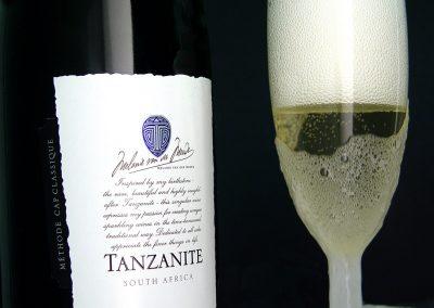 Tanzanite Website project